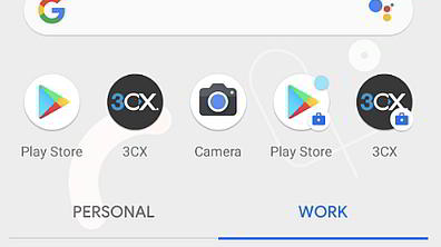3cx and G-Suite